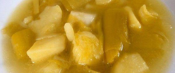 PORRUSALDA VASCA receta