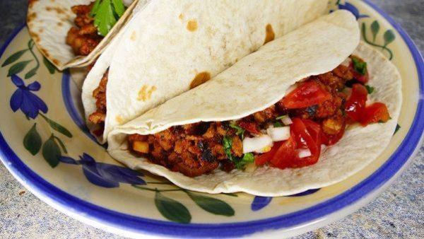 TACOS MEXICANOS receta original
