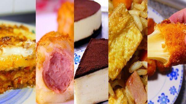 Recetas de cocina y comidas faciles y rapidas recetas de for Resetas para preparar comida