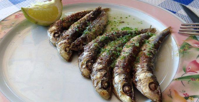 sardinas al horno con ajo y perejil. Con un sencillo truco para que nos queden bien jugosas y sin olores en la cocina