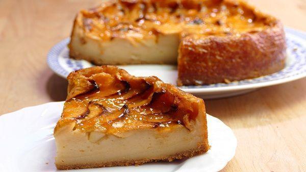 La tarta de manzana casera más fácil de hacer del mundo