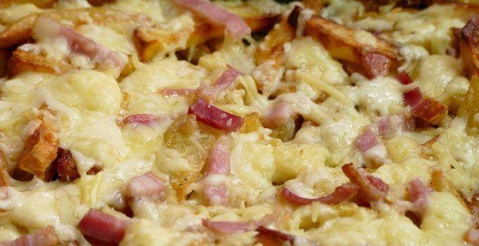 Recetas de cocina y comidas rapidas y faciles de hacer - Patatas pequenas al horno ...