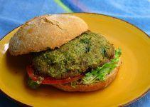 Hamburguesas veganas. Una idea para preparar una hamburguesa 100% vegana