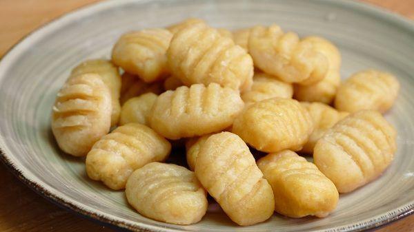 Ñoquis de patata receta facil