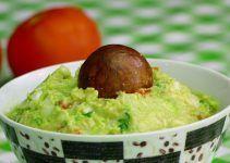Guacamole receta original mexicana