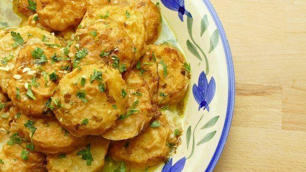 Patatas a la importancia receta dela abuela