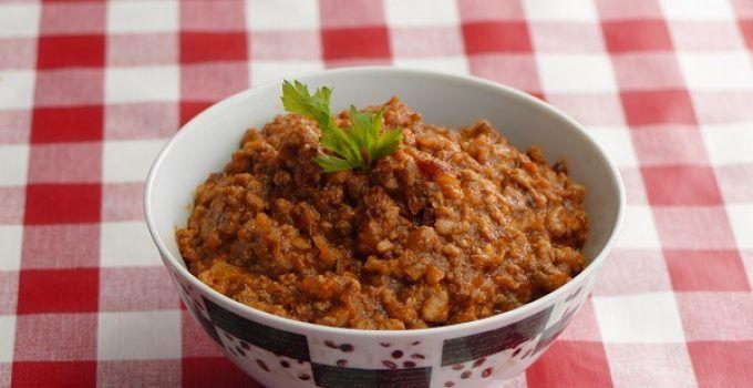 Salsa boloñesa receta tradicional italiana. La receta original de la salsa boloñesa, la tienes aquí