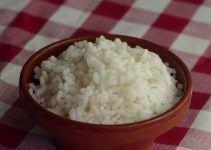 Arroz blanco suelto. Receta para obtener un arroz blanco perfecto