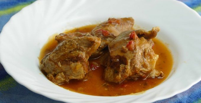 Cordero Guisado Receta Tradicional Cocina Casera Y Facil