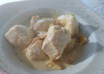 Pechugas de pollo en salsa de mostaza. Una deliciosa manera de hacer pechugas