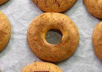 Rosquillas de anis al horno. Una delicia con menos calorías que las rosquillas convencionales