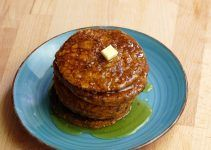 Tortitas de calabaza y avena. Un clásico de la gastronomía americana