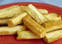 Yuca frita receta peruana y venezolana