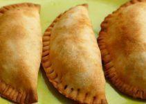 empanadillas de bonito al horno. Una opción saludable de lo más deliciosa