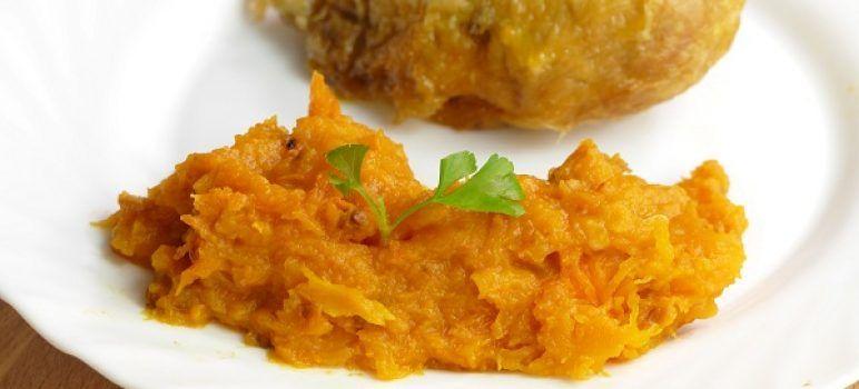 pure de calabaza. receta facil para que tengas una guarnición deliciosa para tus platos