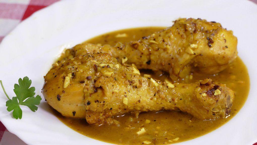 Pollo En Pepitoria Receta De La Abuela Cocina Casera Y Fácil