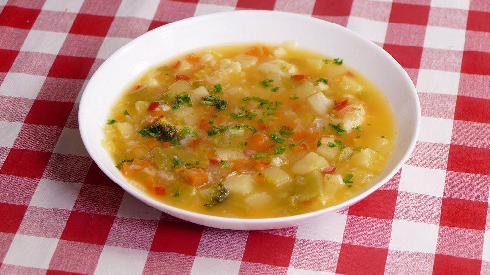 recetas de sopas caseras faciles y rapidas