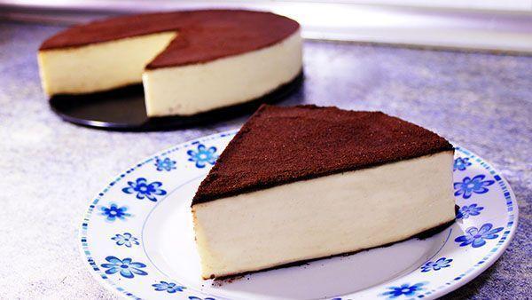 tartas sin horno fáciles