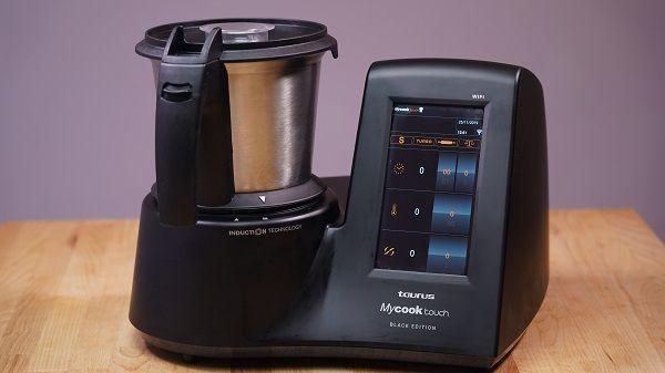 Mycook Touch Black Edition De Taurus El Robot De Cocina Más Avanzado