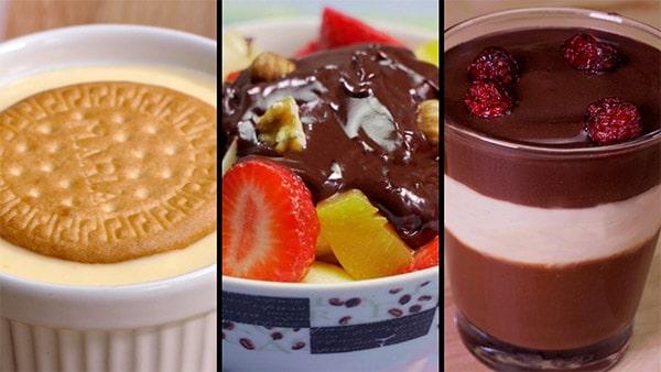 20 recetas de postres de verano. Una selección de nuestros mejores postres refrescantes ideal para poner un toque final dulce a tu menu.